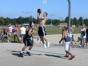 3-on-3, August 2008